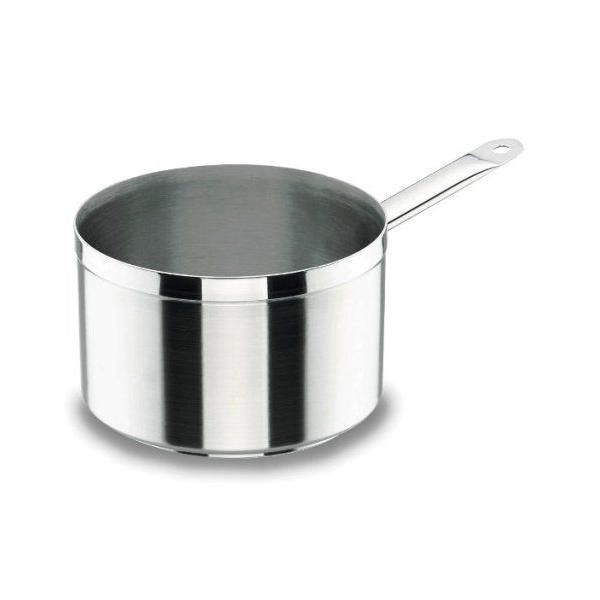 Casserole haute diamètre: 20 cm - chef luxe - lacor (photo)