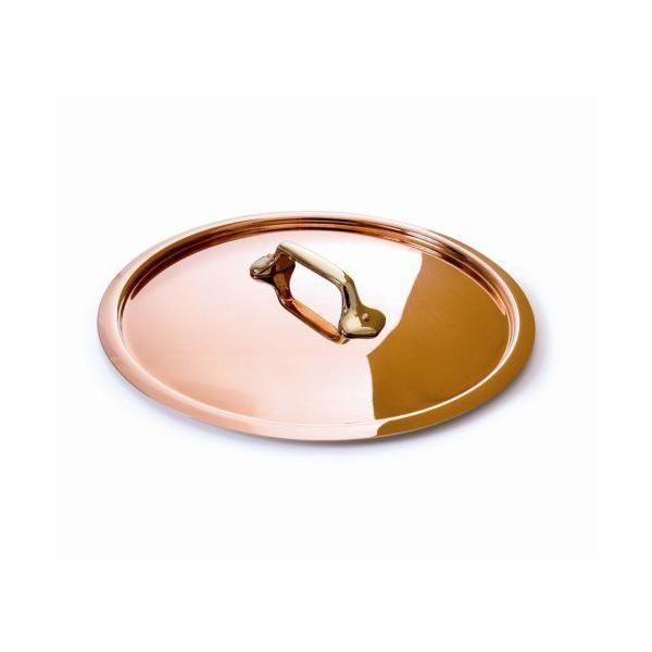 Couvercle intérieur diamètre: 24 cm - m'tradition - mauviel