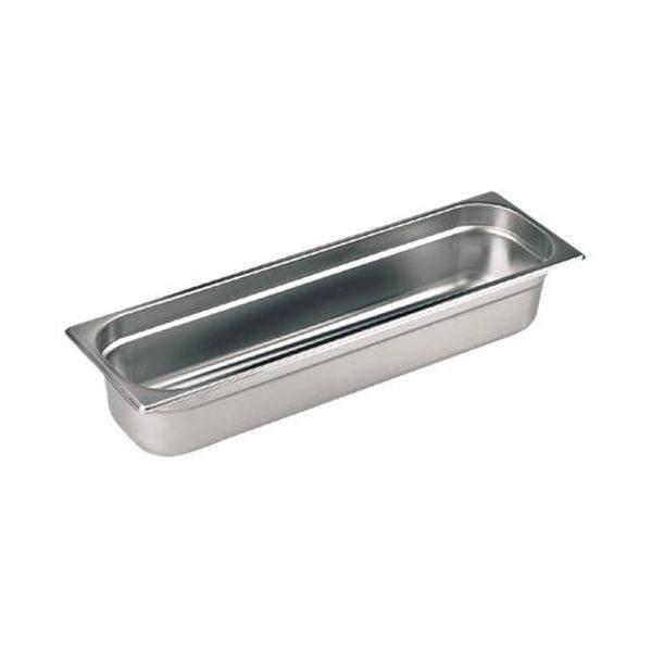 Bac gn gastronorm 2/4 - 530x165x40 cm - lacor