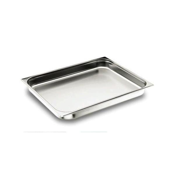 Bac gn gastronorm 2/1 - 530x650x200 cm - lacor