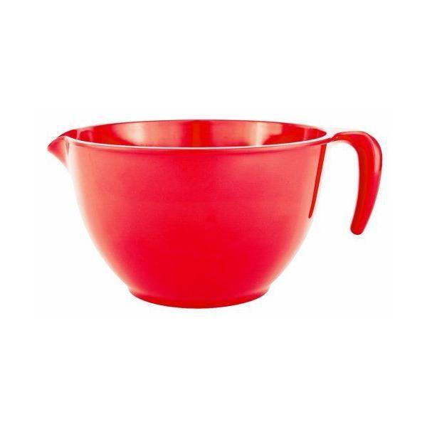 Pichet teinté 1,7 l rouge - zak designs (photo)