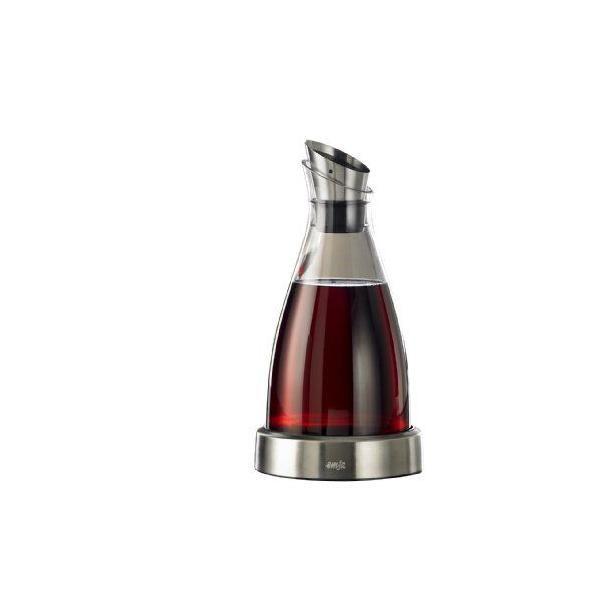 Carafe fraîcheur verre / inox - 1,0 l flow - emsa (photo)