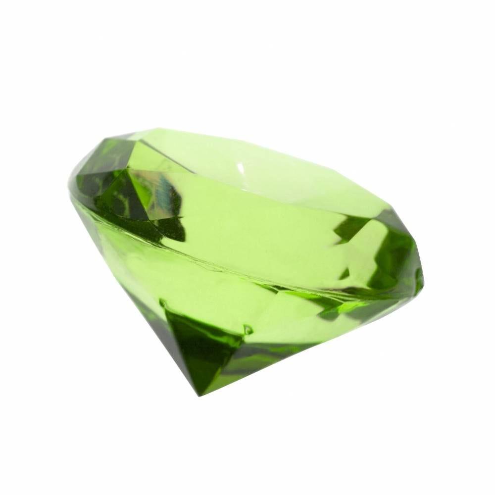 Très gros diamants anis ø 3,5 cm - par 6 lots de 4