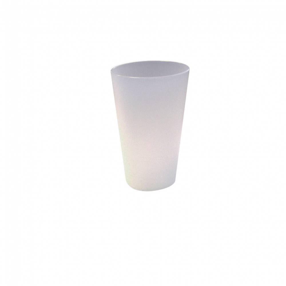 Gobelets réutilisables pp transparent 600ml - par 20