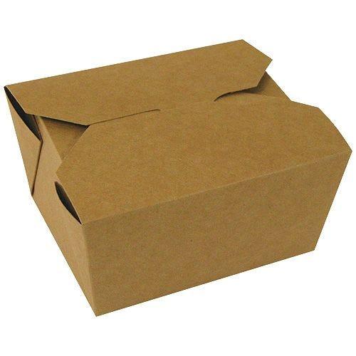 Barquettes bio carton 19.6 cl 215 x 155 x 65 mm 1965cc - par 180
