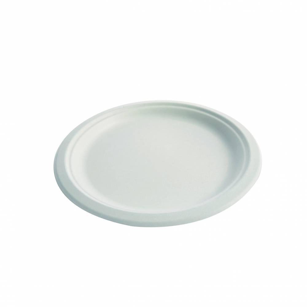 Assiettes pulpe ø 18 cm - par 5 lots de 25