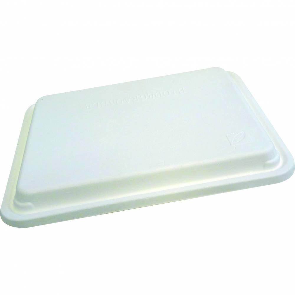 Couvercles pour plateau pulpe 5 compartiments - par 200