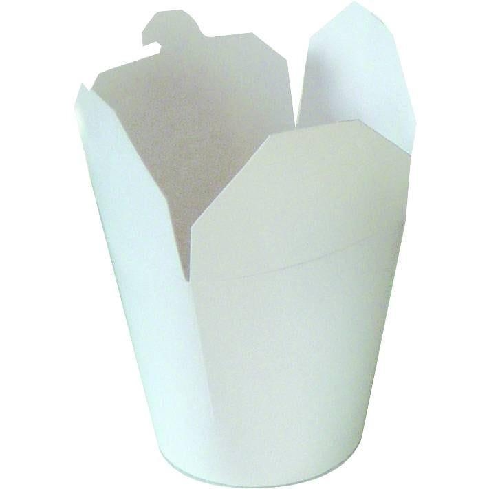 Bols a pates 750 ml en carton blanc - par 500