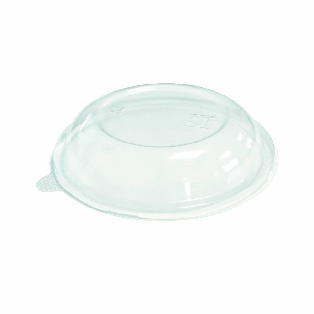 Couverts apet transparent pour bol pulpe N37RR08 - par 500