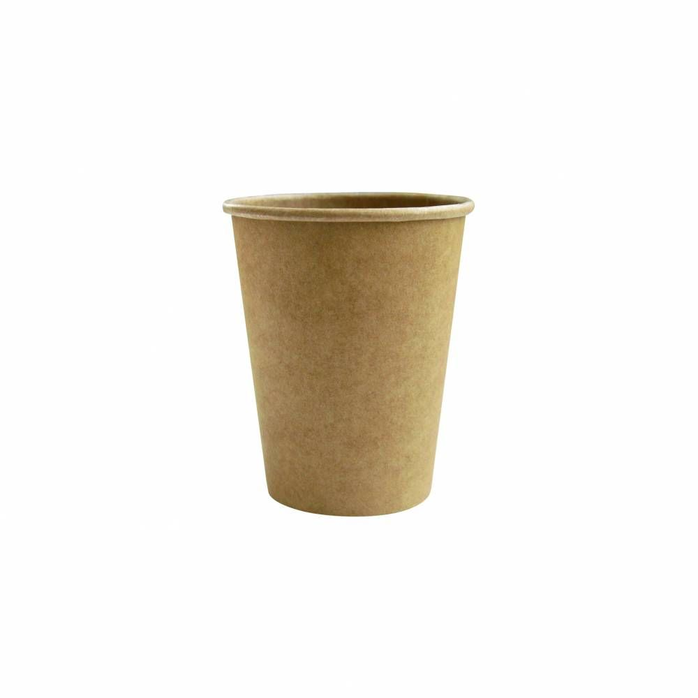 Gobelets café kraft 30 cl - par 5 lots de 60
