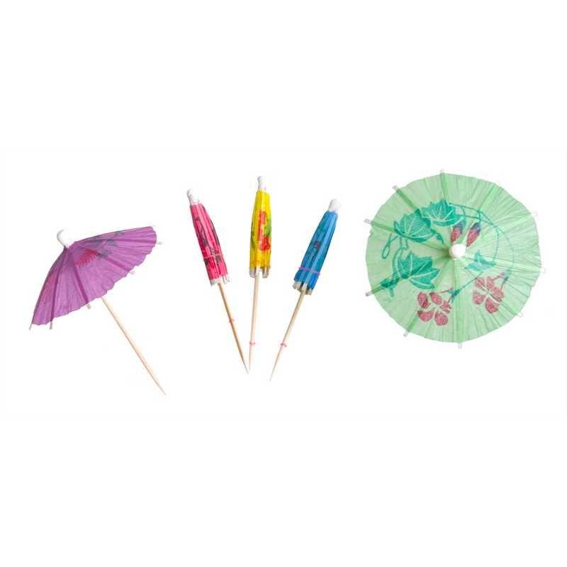 Petites ombrelles - par 10 lots de 200