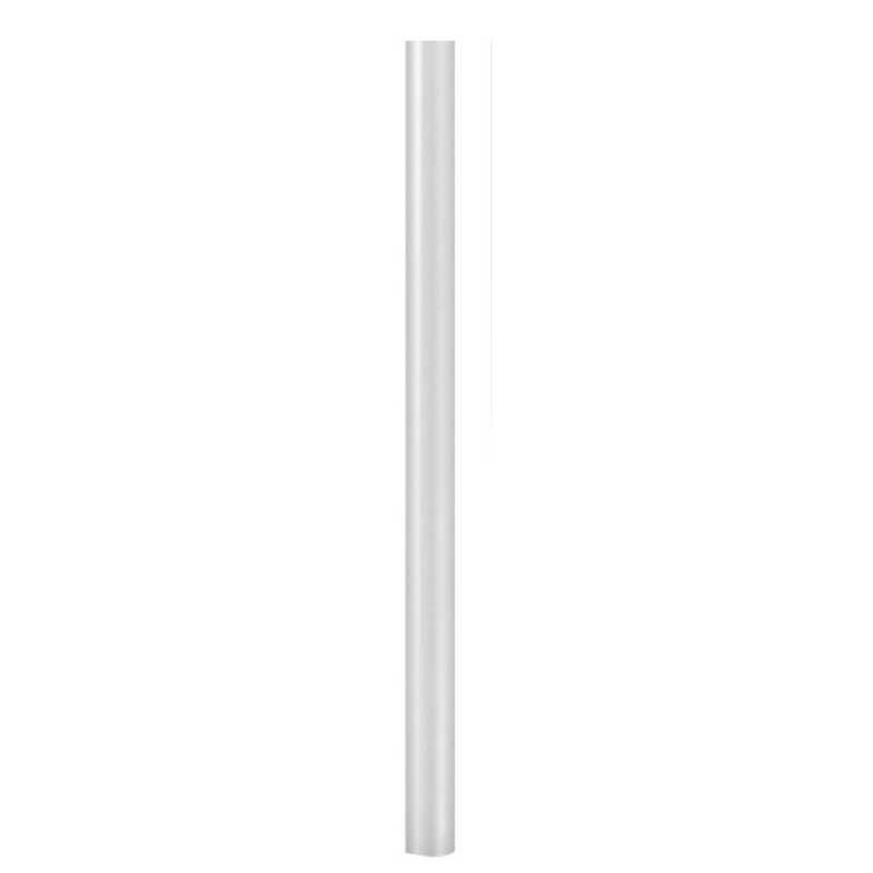500 pailles mojito transparentes 10 cm ø 6 mm (photo)