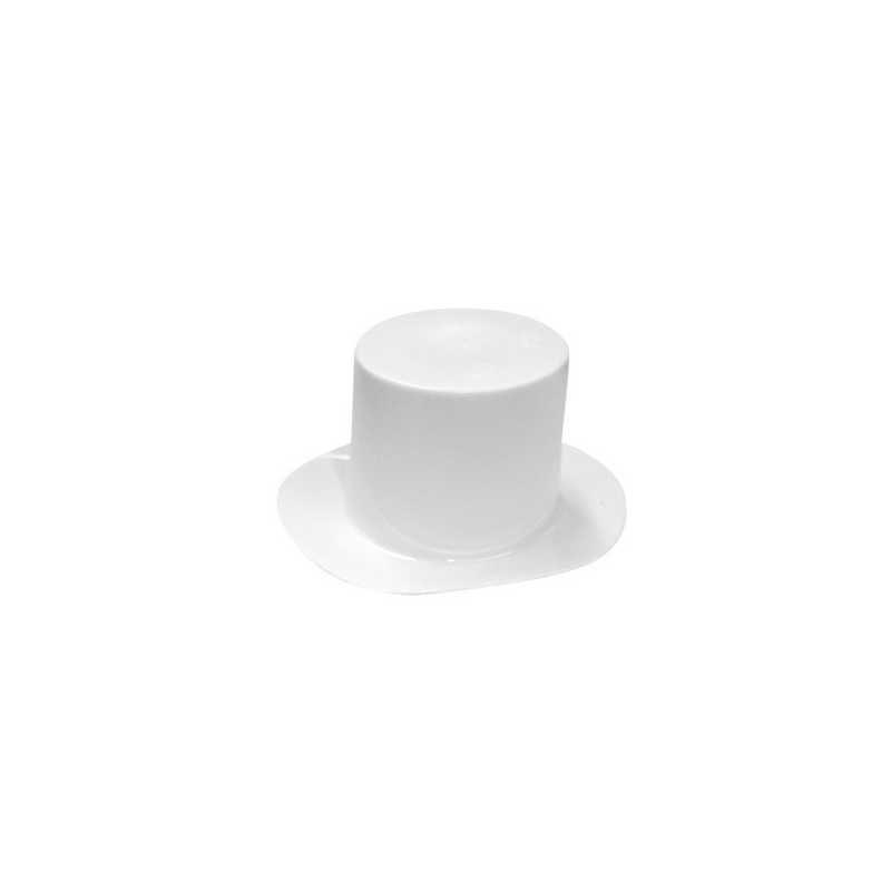 24 chapeaux hot form blanc -20°/+125° (photo)