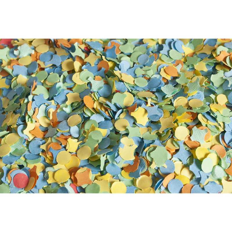 Confettis - par 24 lots de 90 g environ