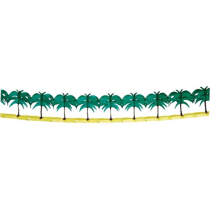1 guirlande palmier 4 m (photo)