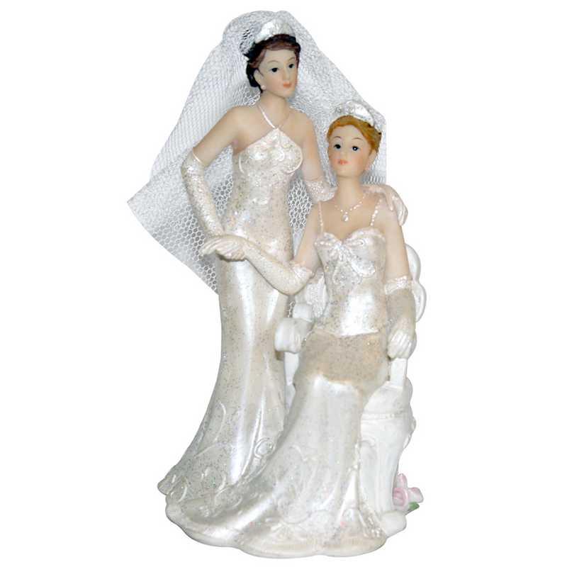 Couple femmes 13 cm - par 6 lots