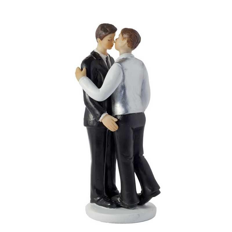 Couple hommes 15 cm - par 6 lots