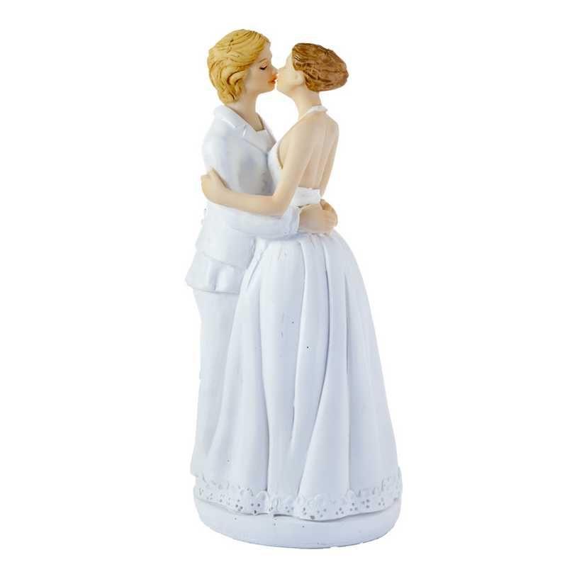 Couple femmes 15 cm - par 6 lots