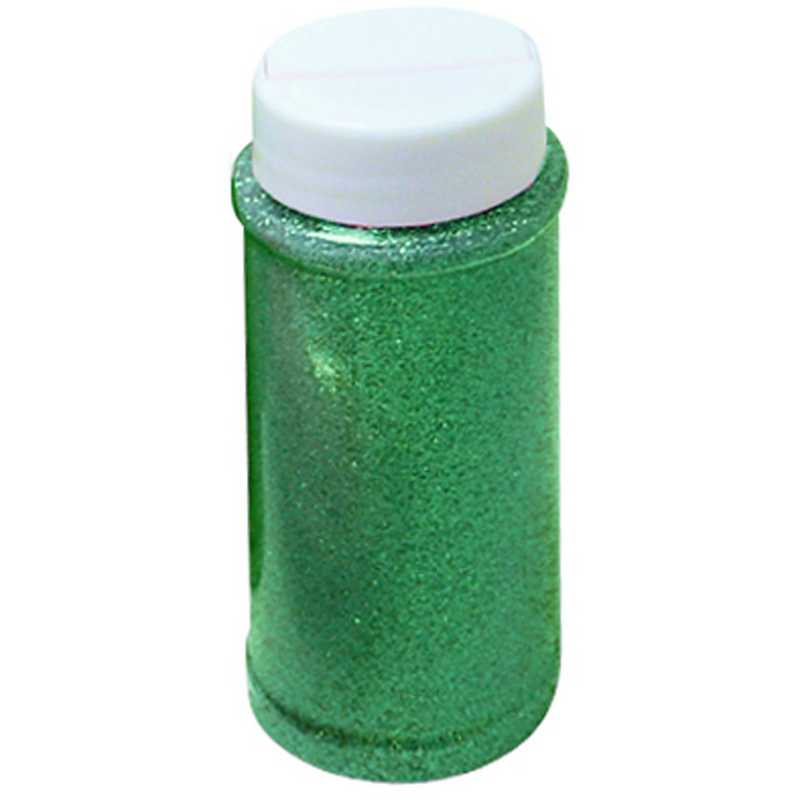 Paillettes vert pot de 150 ml (photo)