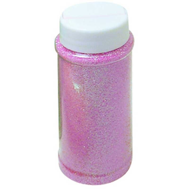 Paillettes fuchsia pot de 150 ml (photo)