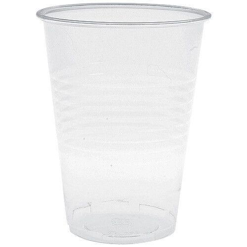 Gobelets cristal pla 25/33cl - par 6 lots de 50