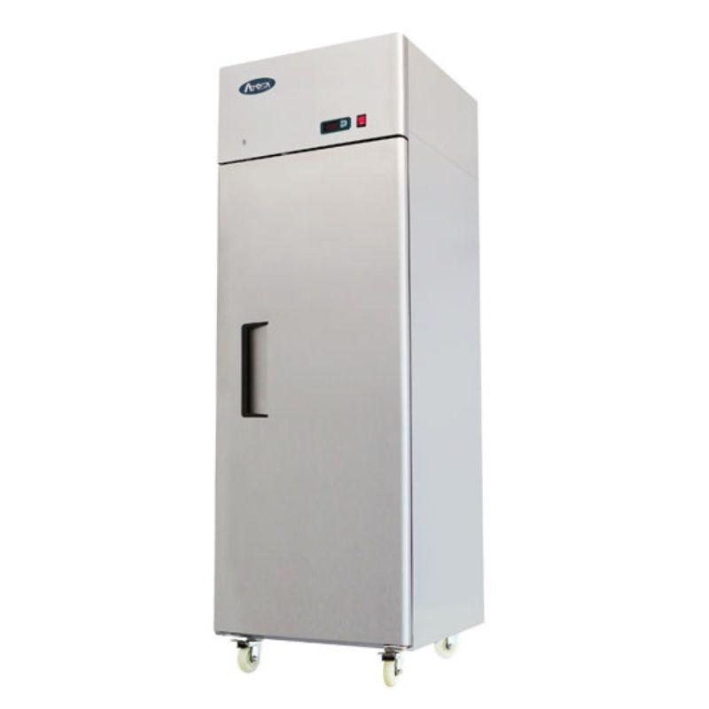 Armoire réfrigérée à température négative sur roues capacité 450 litres 1 porte (photo)