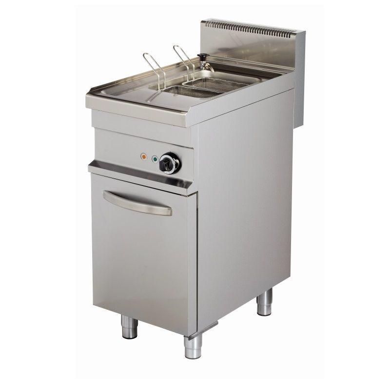 Cuiseur à pâtes électrique sur coffre d'une capacité de 14 litres (photo)