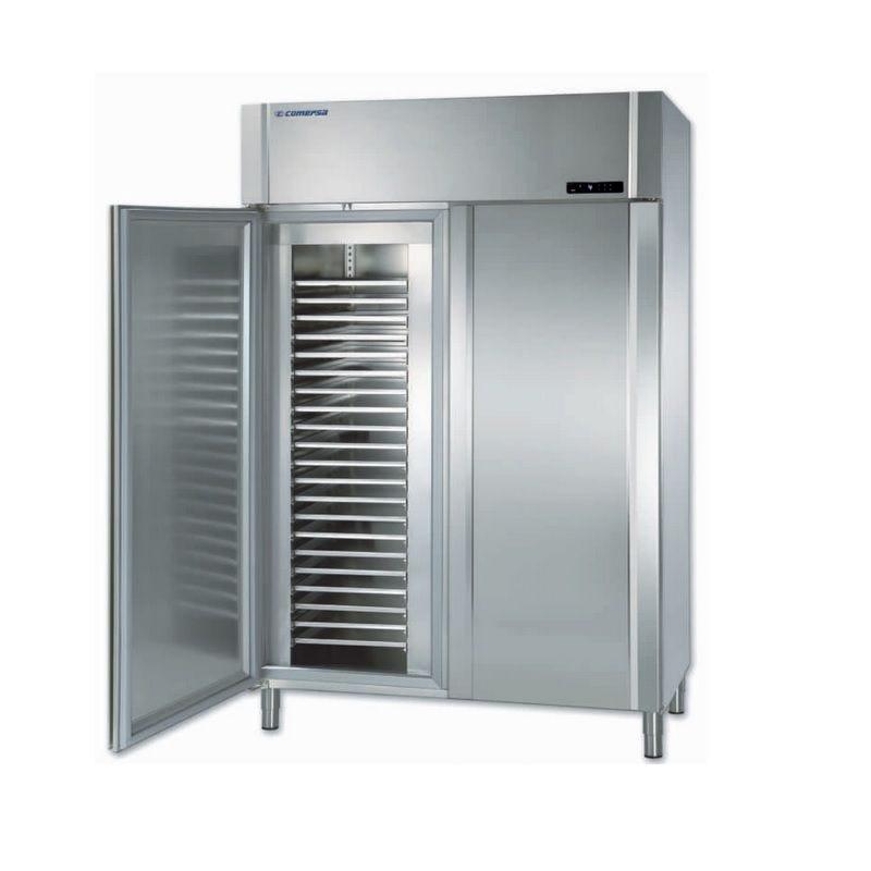 Armoire froide pâtissière 600x400 négative à double porte (photo)