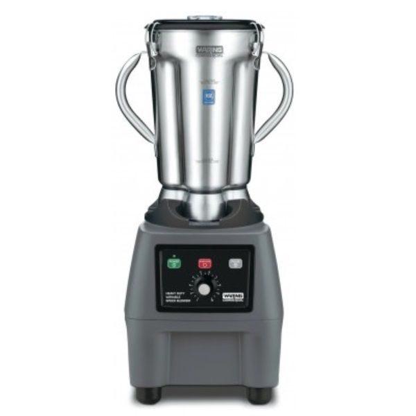 Blender de cuisine bol en inox de 4 litres avec vitesses variables (photo)