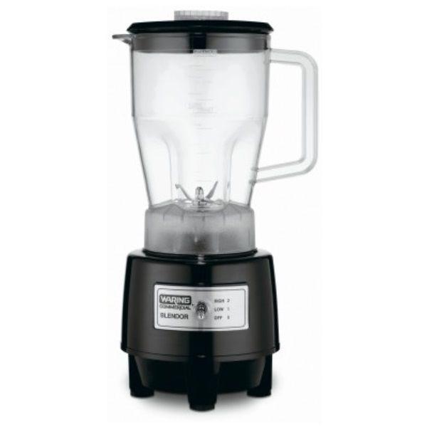 Blender de cuisine ergonomique de 2 litres en polycarbonate (photo)