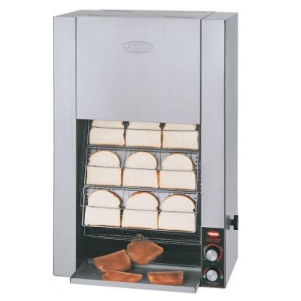 Grille-pain ou toaster à convoyeur vertical capacité 16 tranches (photo)
