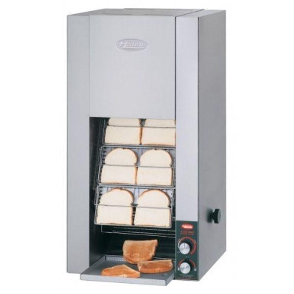 Grille-pain ou toaster à convoyeur vertical capacité 12 tranches (photo)