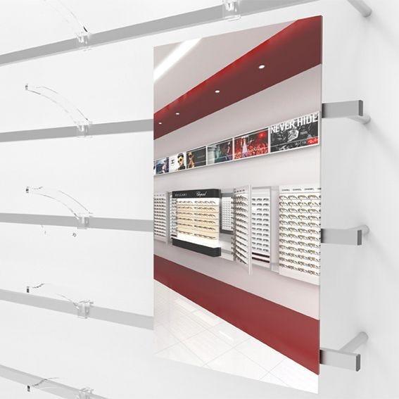 Miroirs pour système ClearLook PRESENTA NOVA - 30 (H) x 16 (L) cm - par 3