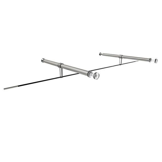Monture Multi-pin PRESENTA NOVA + repose branches -L= 40 cm - par 10 lot de 2