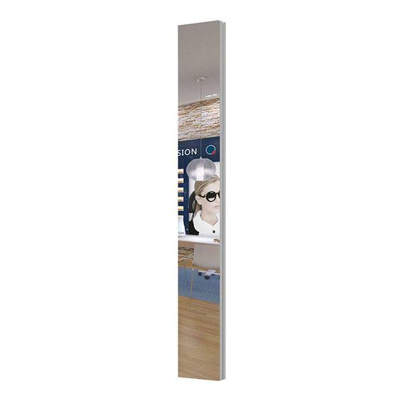 Miroir mural hauteur 150 cm et largeur 20 cm PRESENTA NOVA