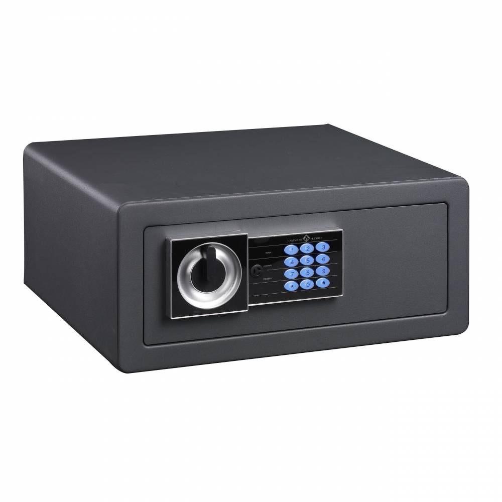 Coffre fort de sécurité serrure électronique avec clés de secours 25 litres (photo)