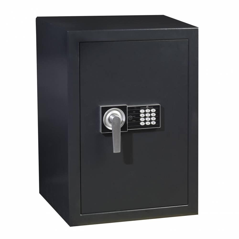Coffre fort de sécurité serrure électronique avec clés de secours 91 litres (photo)