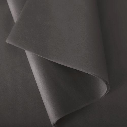 Papier de soie 50x75 cm - coloris taupe - 240 feuilles - par 2