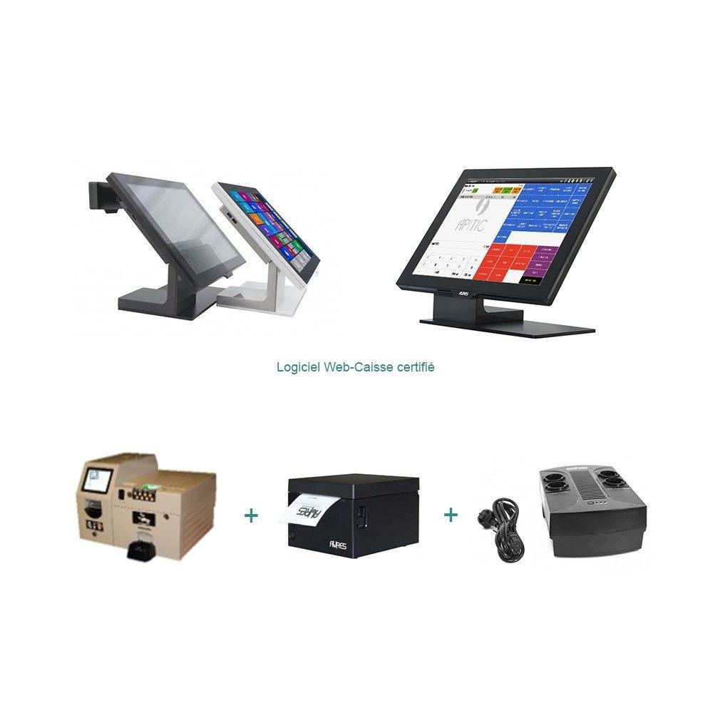 Pack encaissement sécurisé plus option facturation commerçant indépendant (photo)