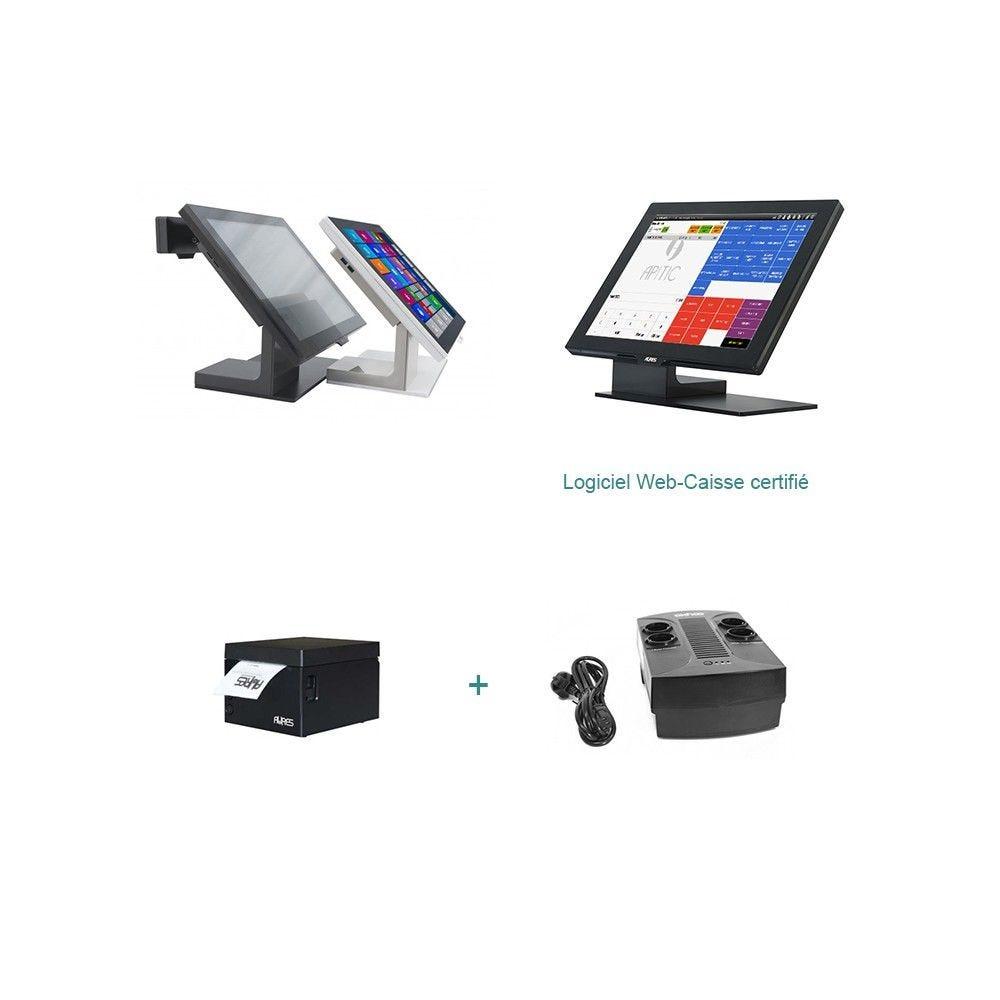 Pack starter + licence start 4 ans + fid + configuration – prix mensuel*