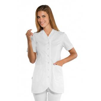 Tunique médicale blanche Angela - XXL