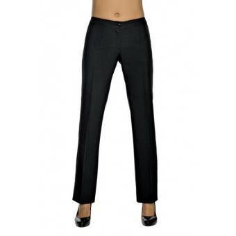 Pantalon Stretch Femme Noir - 42 M - 42 M