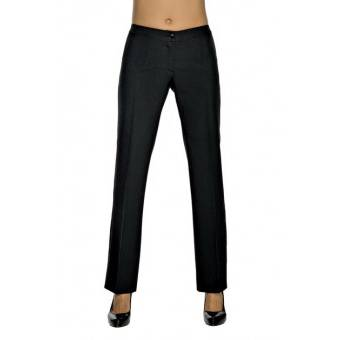 Pantalon Stretch Femme Noir - 46 L - 46 L