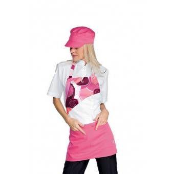 Tablier Lollipop Fuchsia -