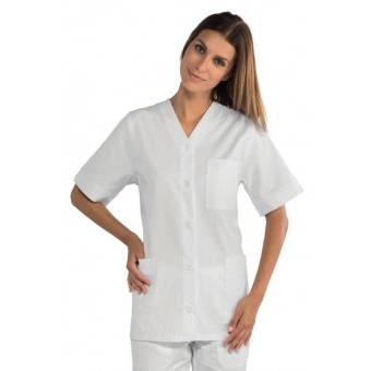 Tunique infirmiere 100% coton - L