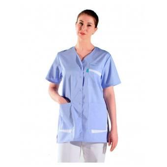 Tunique médicale Femme Amanda Lafont - T5 56-58 - XXL