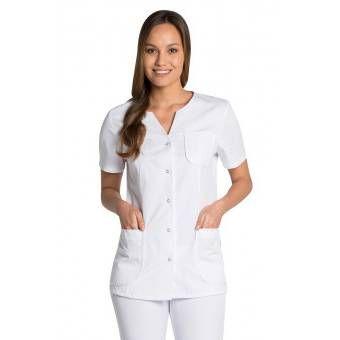 Tunique médicale Femme, Coupe Classique - M