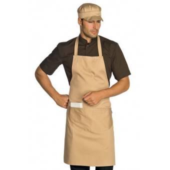 Tablier de service Complet 70x90 Biscuit -