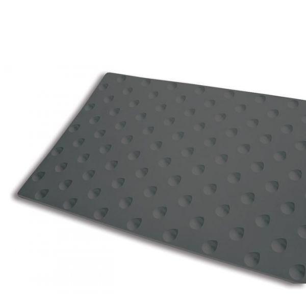 Dalle podotactile intérieure kelba gris - 400x600 mm