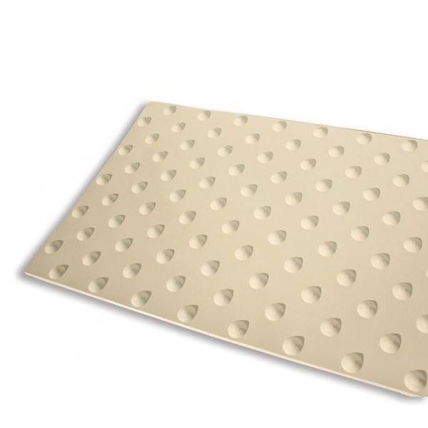 Dalle podotactile intérieure kelba beige - 400x600 mm